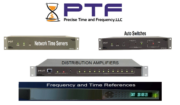 PTF Precise Time and Frequency, LTD